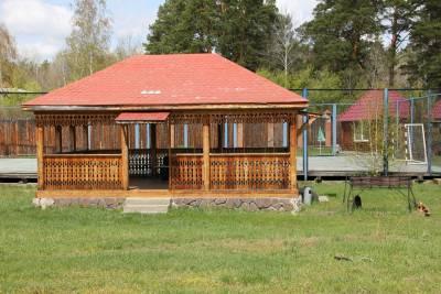 дом рыбака на о.большой кызыкуль