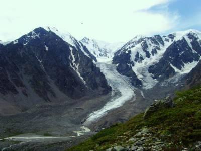 Ледник Корумду